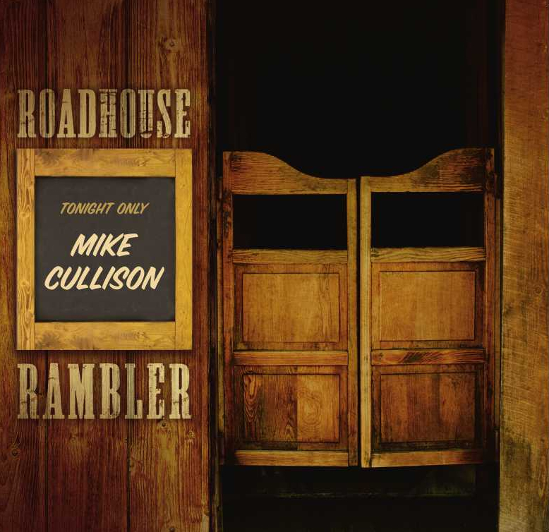 Roadhouse Rambler CD cover